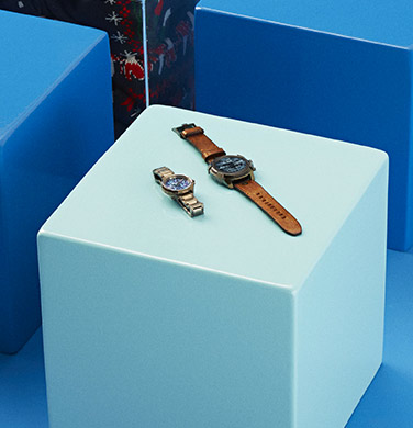 Diesel Gift Guide Watches