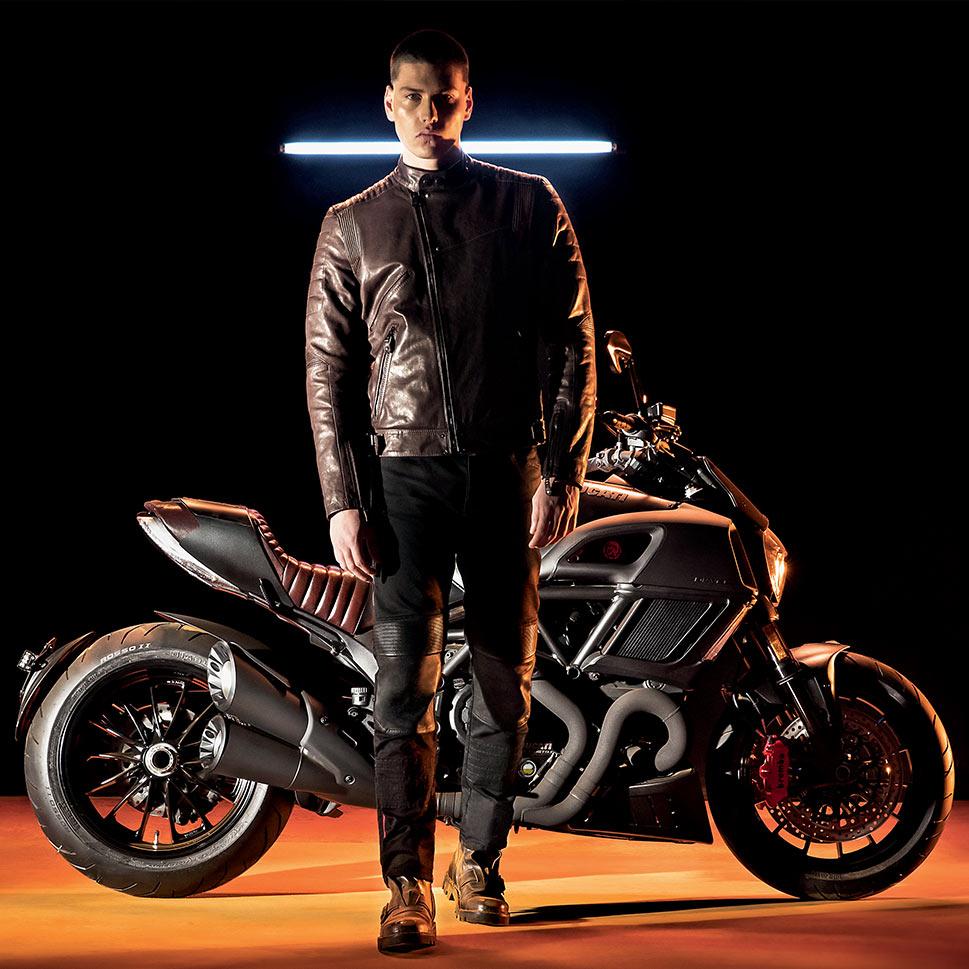 Diesel x Ducati