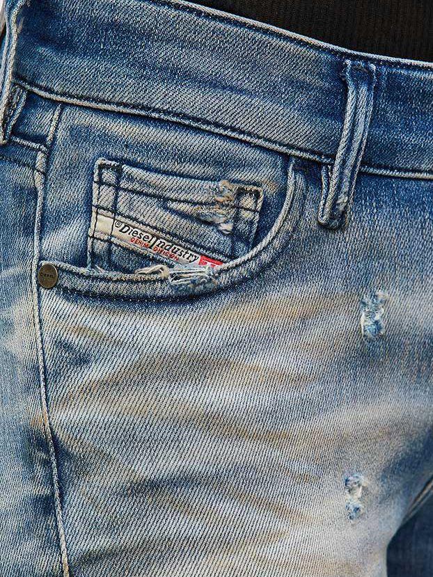 Slandy 009JJ, Medium blue - Jeans