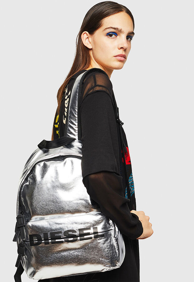 F-BOLD BACK II, Silver - Backpacks
