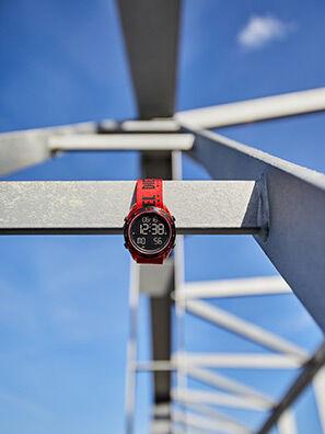 DZ1916, Red - Timeframes