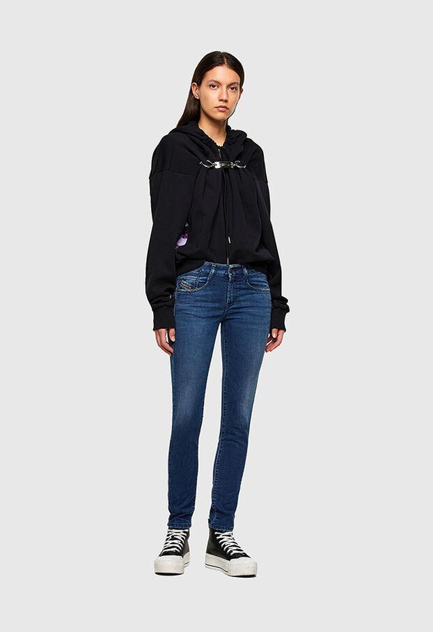 D-Ollies JoggJeans® 069SM, Dark Blue - Jeans