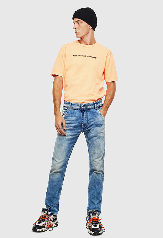 Krooley JoggJeans 0099Q, Medium blue - Jeans
