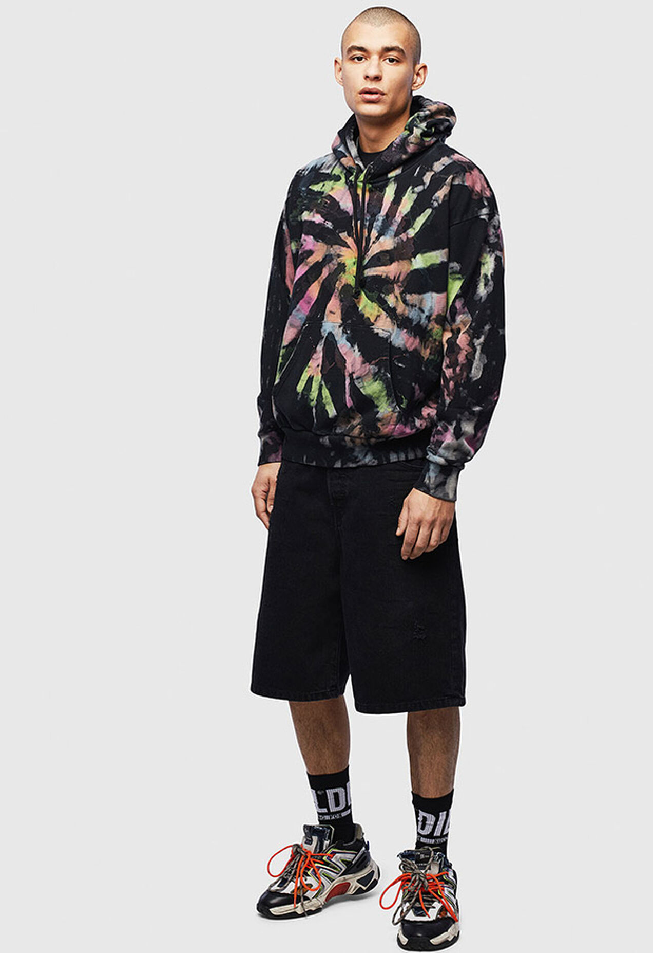 S-ALBY-S1, Black - Sweaters