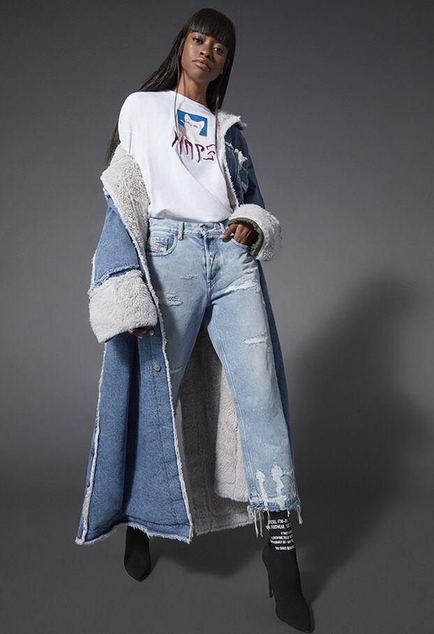 Aryel 0078L, Light Blue - Jeans
