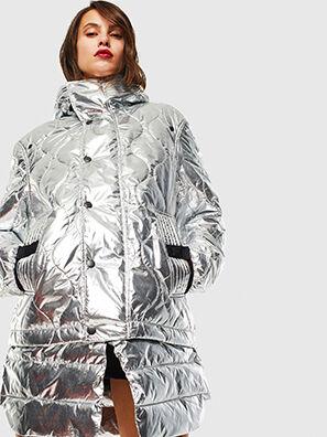W-SMITH-SILVER,  - Winter Jackets