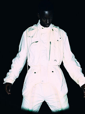 ACW-JK03, White - Denim Jackets