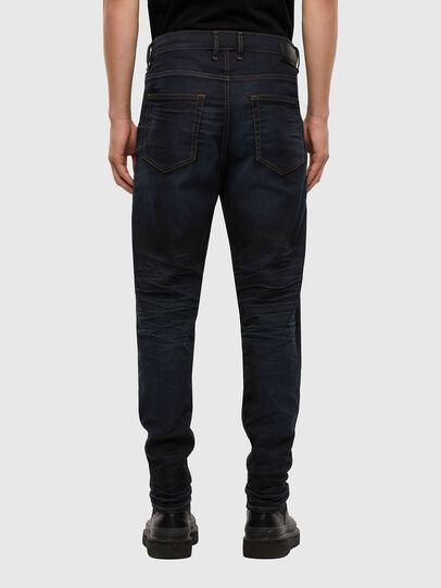 Diesel - D-VIDER JoggJeans® 069QF, Dark Blue - Jeans - Image 2
