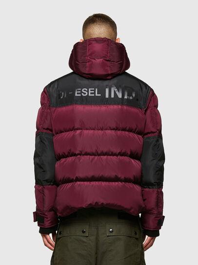 Diesel - W-RUSSELL, Violet - Winter Jackets - Image 2