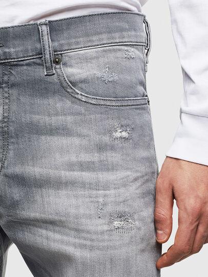 Diesel - Tepphar 0095R, Grey - Jeans - Image 4