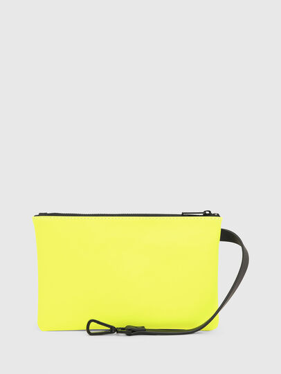 Diesel - LUSIEVOLUTION, Yellow Fluo - Continental Wallets - Image 2