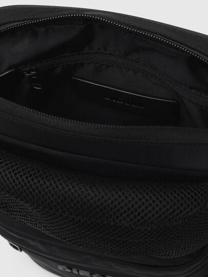 Diesel - SYRIO, Black - Crossbody Bags - Image 5