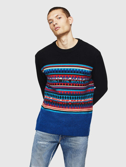 Diesel - K-MICROP,  - Knitwear - Image 1