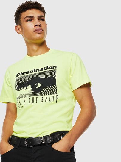 Diesel - T-DIEGO-J4,  - T-Shirts - Image 7