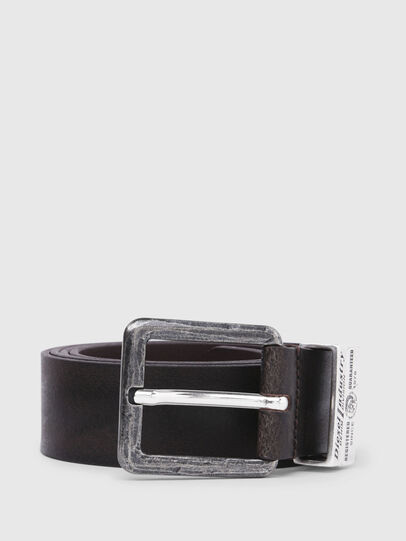 Diesel - B-GUARANTEE, Brown - Belts - Image 1