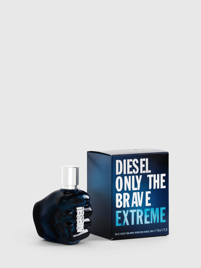 Diesel ONLY THE BRAVE EXTREME 50ML, Dark Blue - Only The Brave - Image 1