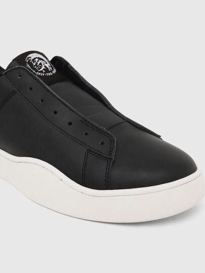 Diesel - S-CLEVER SO, Black/White - Sneakers - Image 4