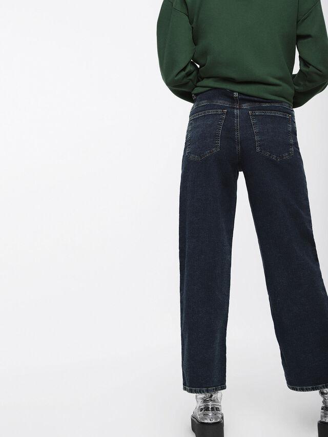 Diesel - Widee JoggJeans 069BE, Dark Blue - Jeans - Image 2