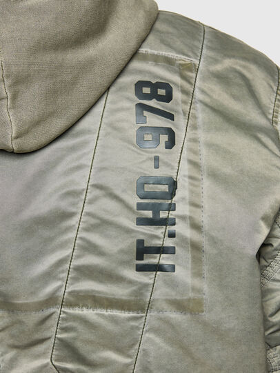 Diesel - J-LAGASH, Military Green - Jackets - Image 4