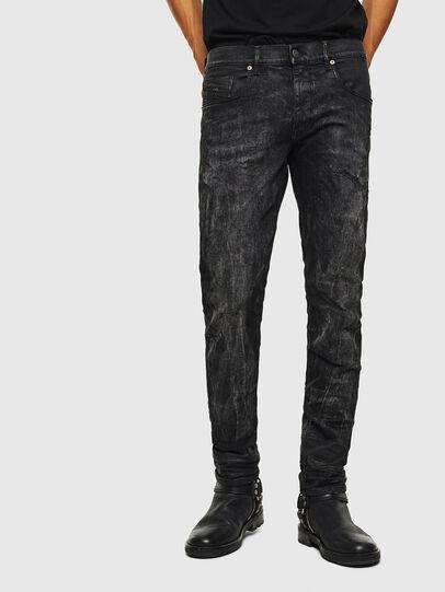 Diesel - D-Strukt 069KE, Black/Dark grey - Jeans - Image 1