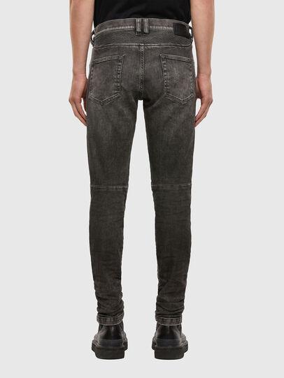 Diesel - D-Dean 009LI, Black/Dark grey - Jeans - Image 2