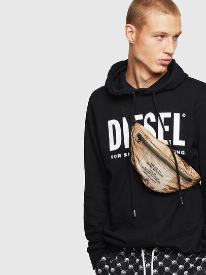 Diesel - BELTPAK, Light Brown - Belt bags - Image 7
