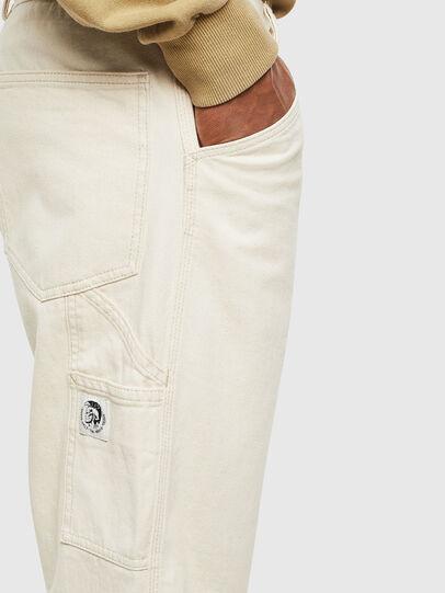 Diesel - P-LAMAR, White - Pants - Image 3