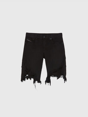 D-KRASY, Black/Dark grey - Shorts