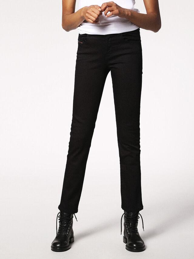 SANDY 0800R, Black Jeans