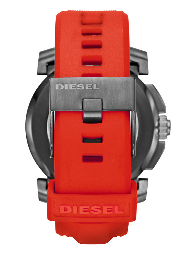 Diesel DT1005, Red - Smartwatches - Image 3