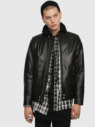 L-SHIRO-WH,  - Leather jackets
