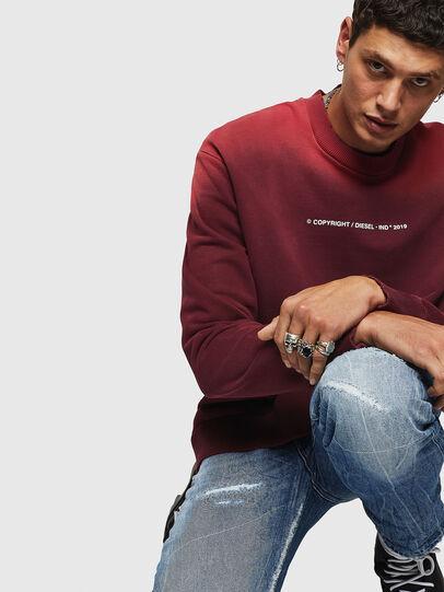 Diesel - S-BAY-SUN, Bordeaux - Sweaters - Image 4