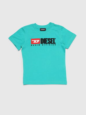 TJUSTDIVISIONB-R, Azure - T-shirts and Tops