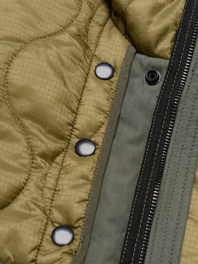 Diesel - JKOVIK, Military Green - Jackets - Image 2