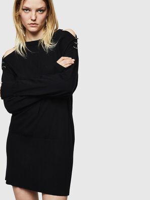 M-MERS, Black - Knitwear