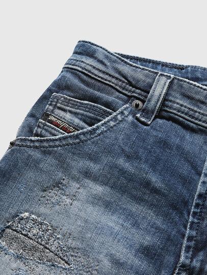 Diesel - KROOLEY-J-N, Light Blue - Jeans - Image 3