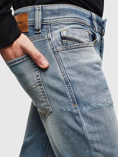 Diesel - Sleenker CN057, Light Blue - Jeans - Image 5