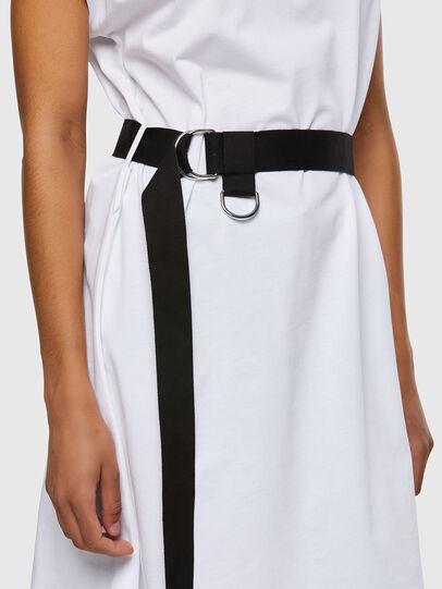 Diesel - D-EASIEL, White - Dresses - Image 4