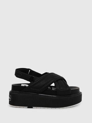 SA-SCIROCCO XR, Black - Sandals