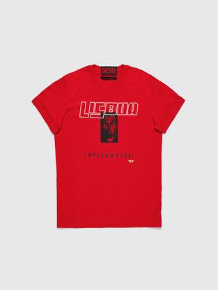 86911d88352b Diesel Men's T-shirts: Colour, Cotton, Graphic   Diesel®