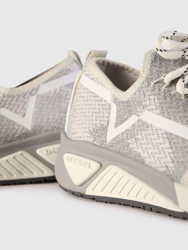 Diesel - S-KBY, Grey - Sneakers - Image 5