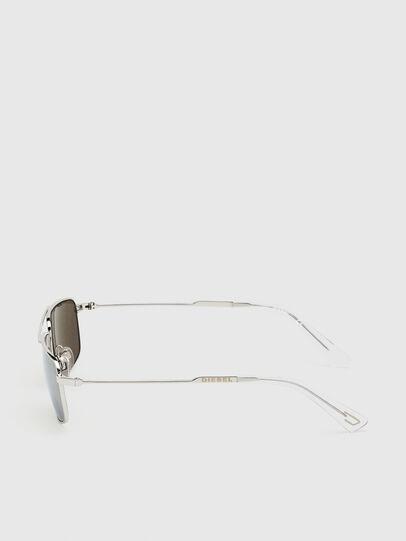 Diesel - DL0308, White - Sunglasses - Image 3