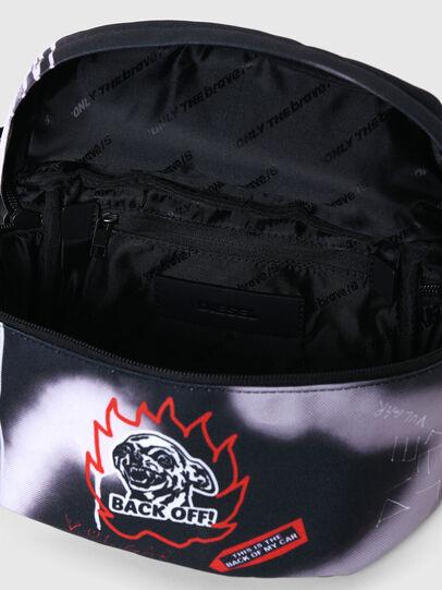 Diesel - PARAKUT NL, Black - Belt bags - Image 4