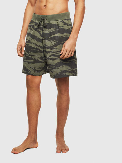 Diesel - UMLB-PAN, Green - Pants - Image 1