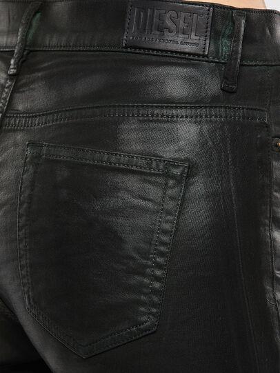 Diesel - D-Ollies JoggJeans 069QQ, Black/Dark grey - Jeans - Image 6
