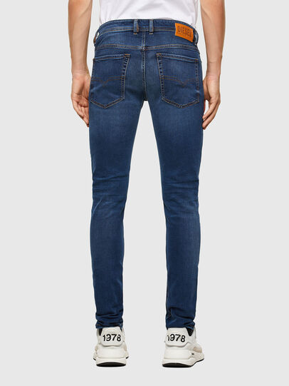 Diesel - Sleenker 009LX, Light Blue - Jeans - Image 2