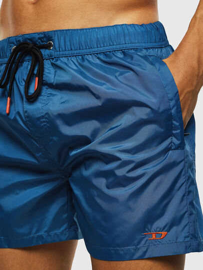 Diesel - BMBX-SANDYNEW, Blue - Swim shorts - Image 3