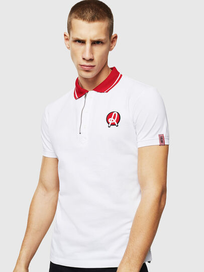 Diesel - LR-T-HART-VIC, White - Polos - Image 1