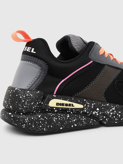 Diesel - S-SERENDIPITY LOW W, Black - Sneakers - Image 6