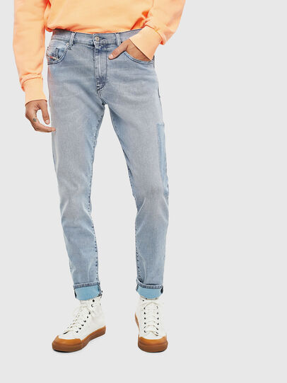 Diesel - D-Strukt 009BP, Light Blue - Jeans - Image 1
